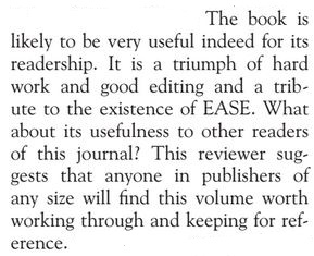 Review of Science Editor's Handbook