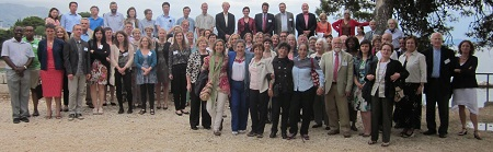 EASE members at Split Conference