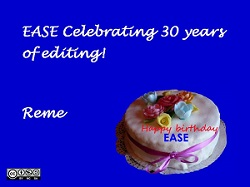 EASE 30th birthday